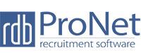 RDB ProNet Recruitment Software | IT Support