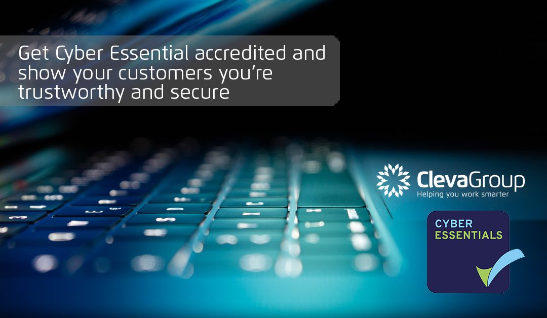 Get Protected with Cyber Essentials