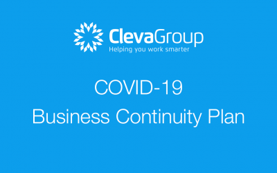 ClevaGroup COVID-19 Business Continuity Plan