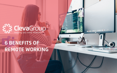 6 Benefits of Remote Working